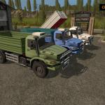 Farming Simulator 17 MERSEDES ZETORS
