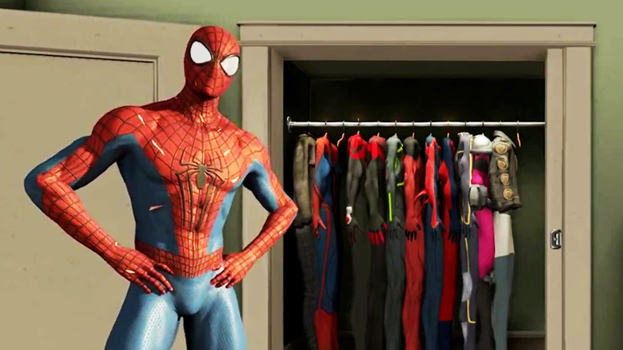 art - Amazing Spider-Man 2, the