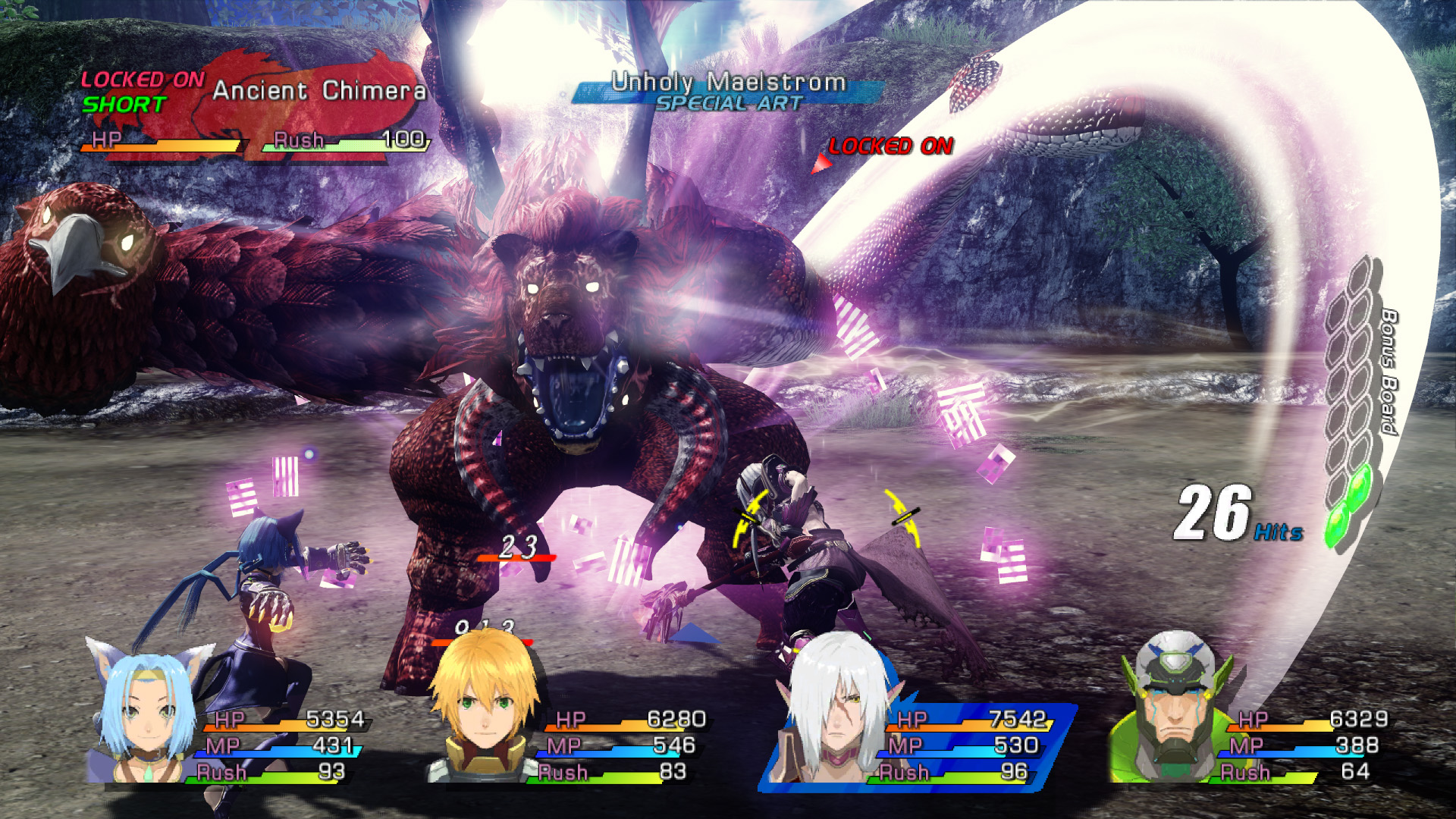 Star Ocean: The Last Hope - Star Ocean: The Last Hope Screenshot, Скриншот