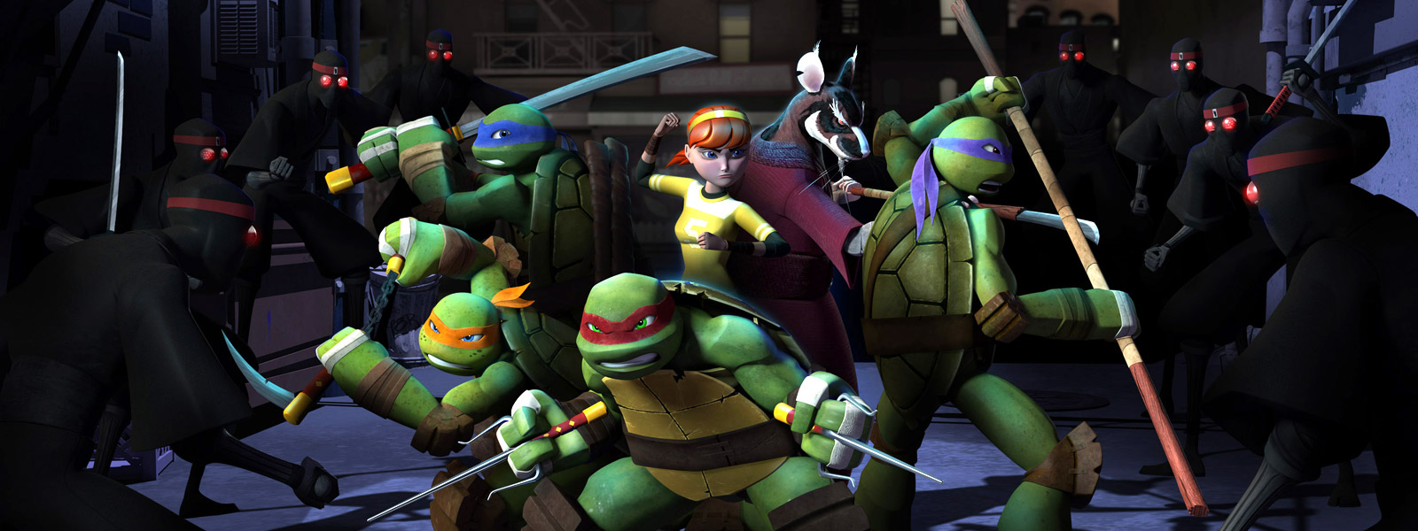 art - Nickelodeon's Teenage Mutant Ninja Turtles