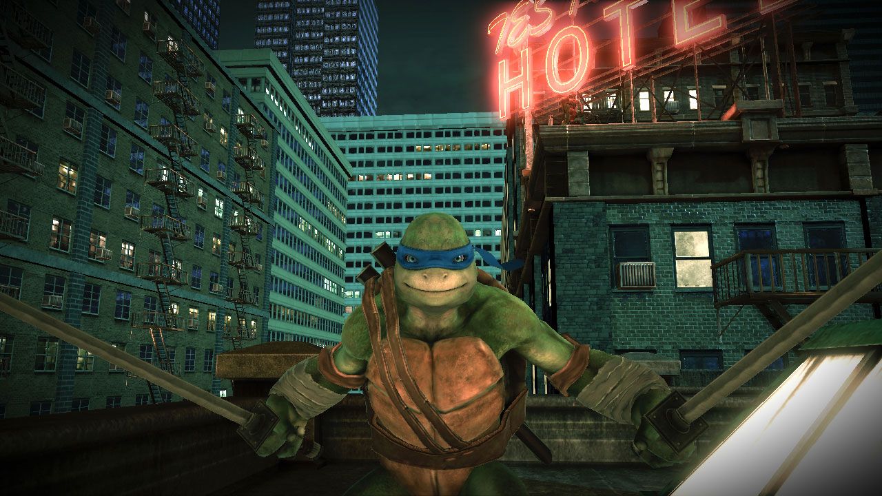 art - Teenage Mutant Ninja Turtles: Out of the Shadows