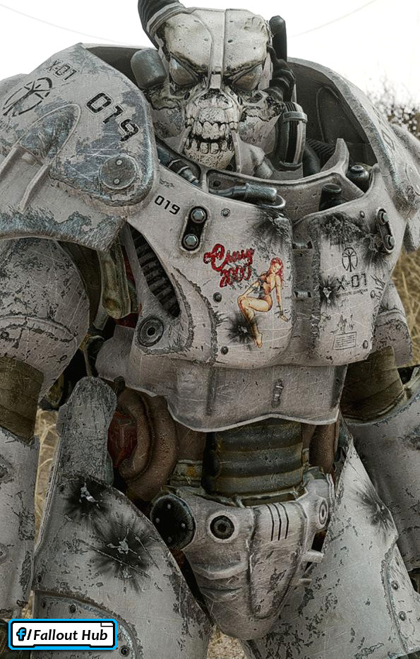 Power Armor - Fallout 4 Fallout Cosplay, Power Armor, Анклав