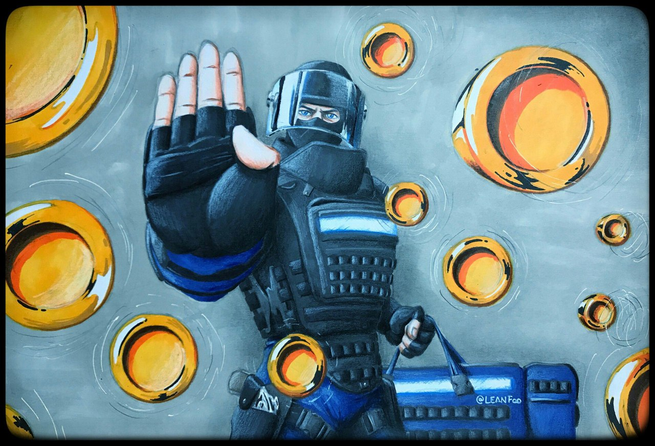 art - Tom Clancy's Rainbow Six: Siege art, арт