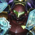 Metroid Prime Trilogy bounty hunter