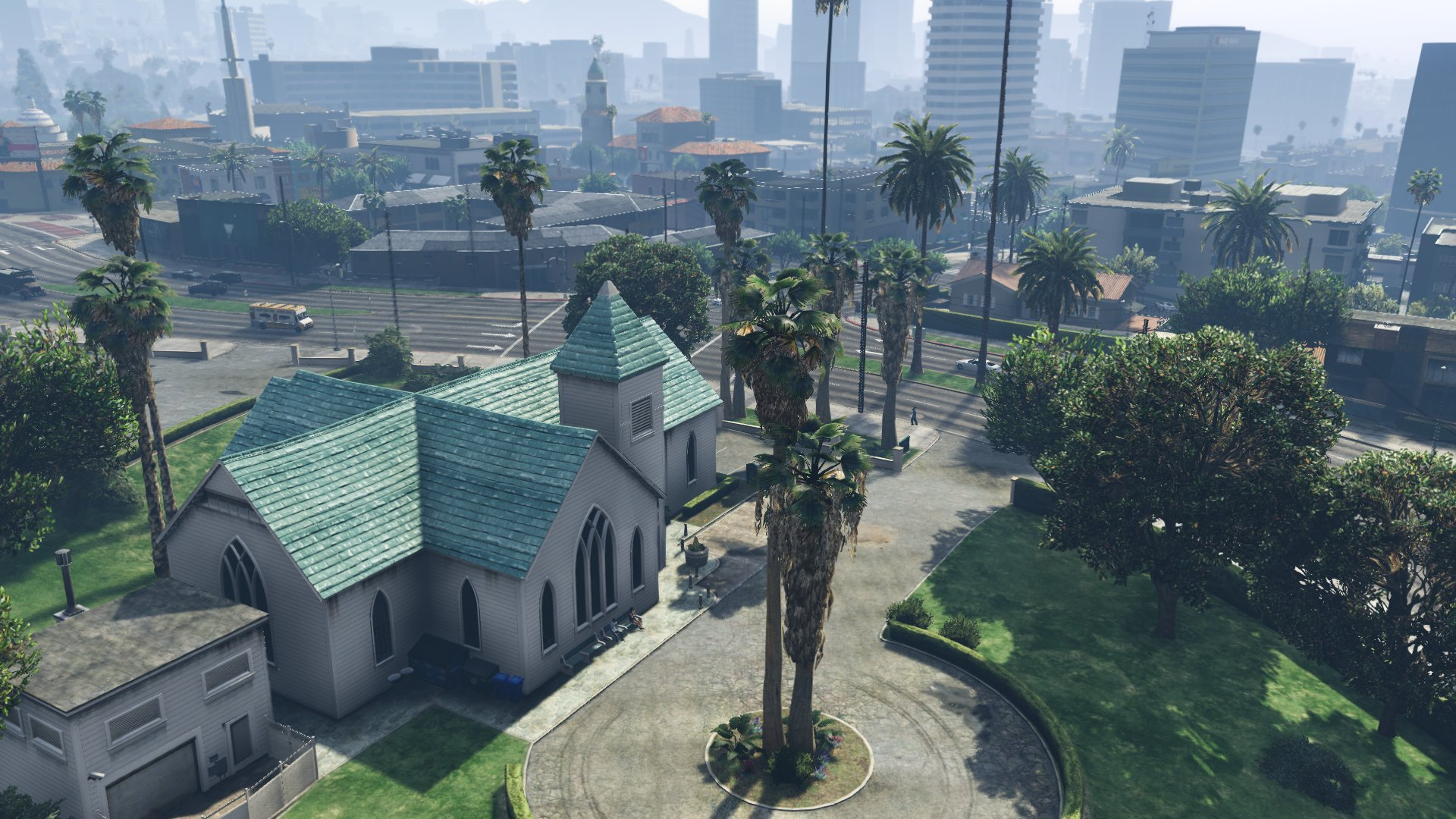 vegetation - Grand Theft Auto 5