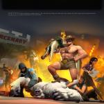 Team Fortress 2 Team Fortress 2. Jungle Inferno