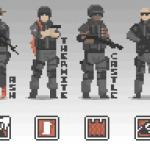 Tom Clancy's Rainbow Six: Siege art