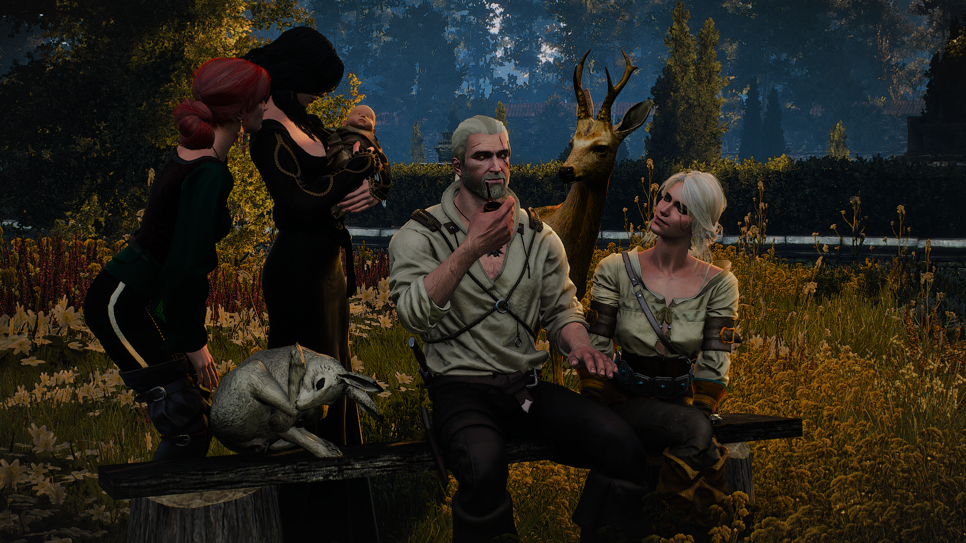 the_witcher_3_a_normal_life_by_larvayneyuno-dbqtsjr.png - Witcher 3: Wild Hunt, the