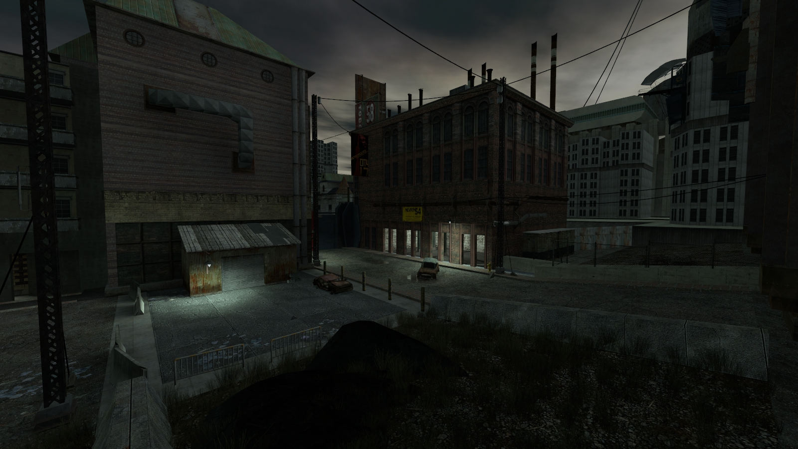 Half-Life 2. Dark Interval [MOD] - Half-Life 2 Арт, Мод, Скриншот