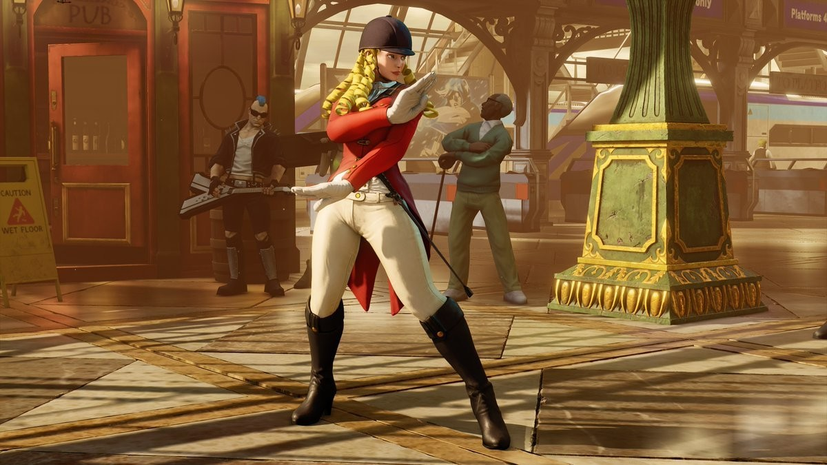 Street Fighter 5 - Street Fighter 5 Arts, Screenshots, Арты, Скриншоты