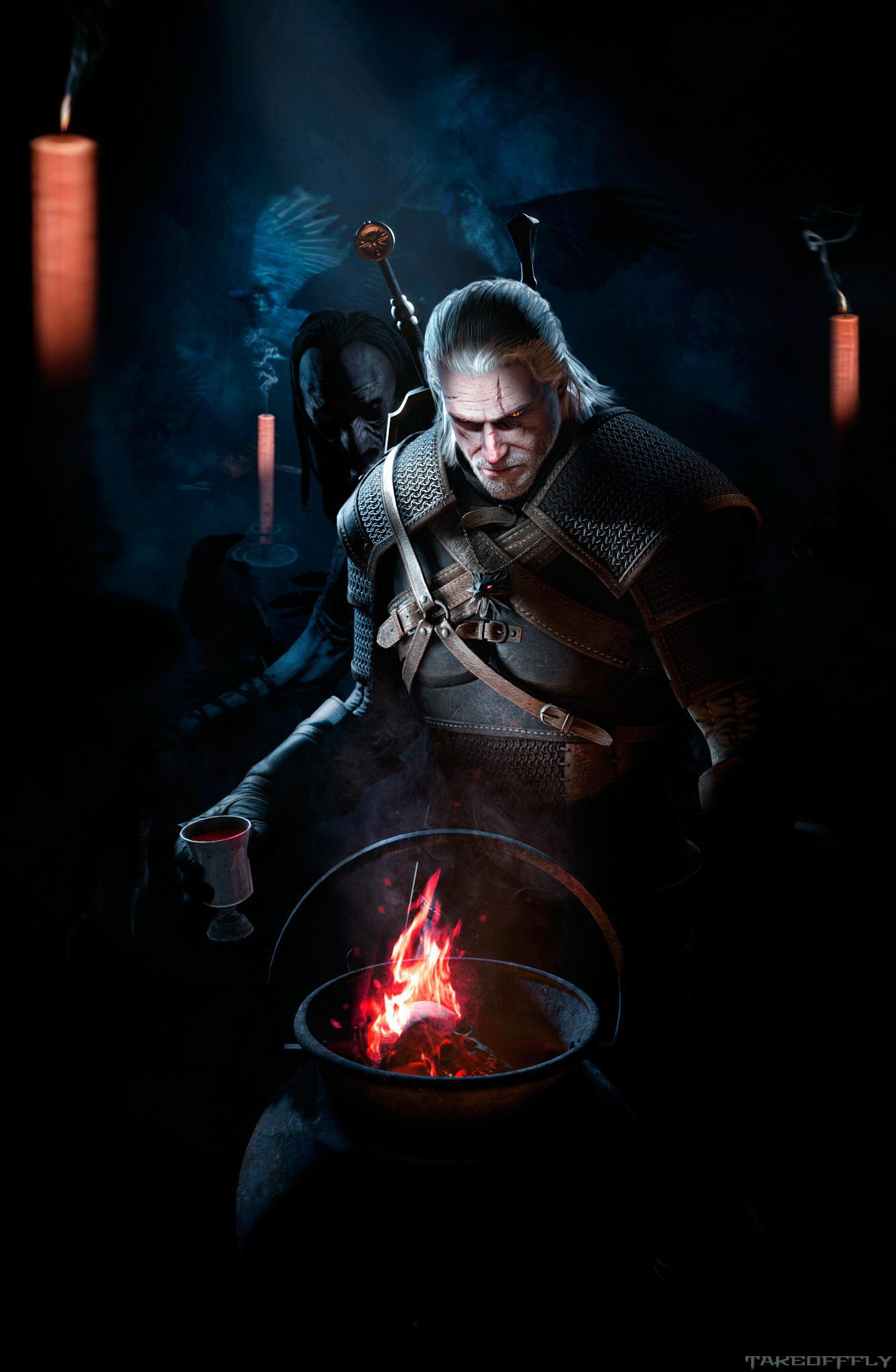 Арты - Witcher 3: Wild Hunt, the