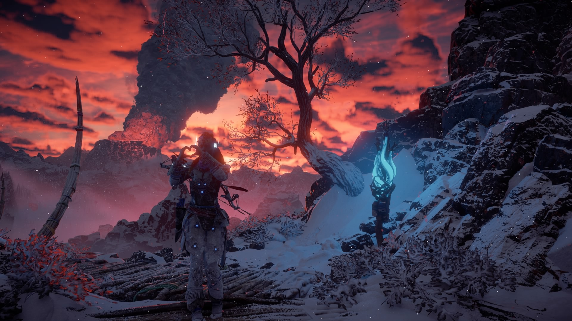 Элой - Horizon: Zero Dawn The Frozen Wilds, Персонаж
