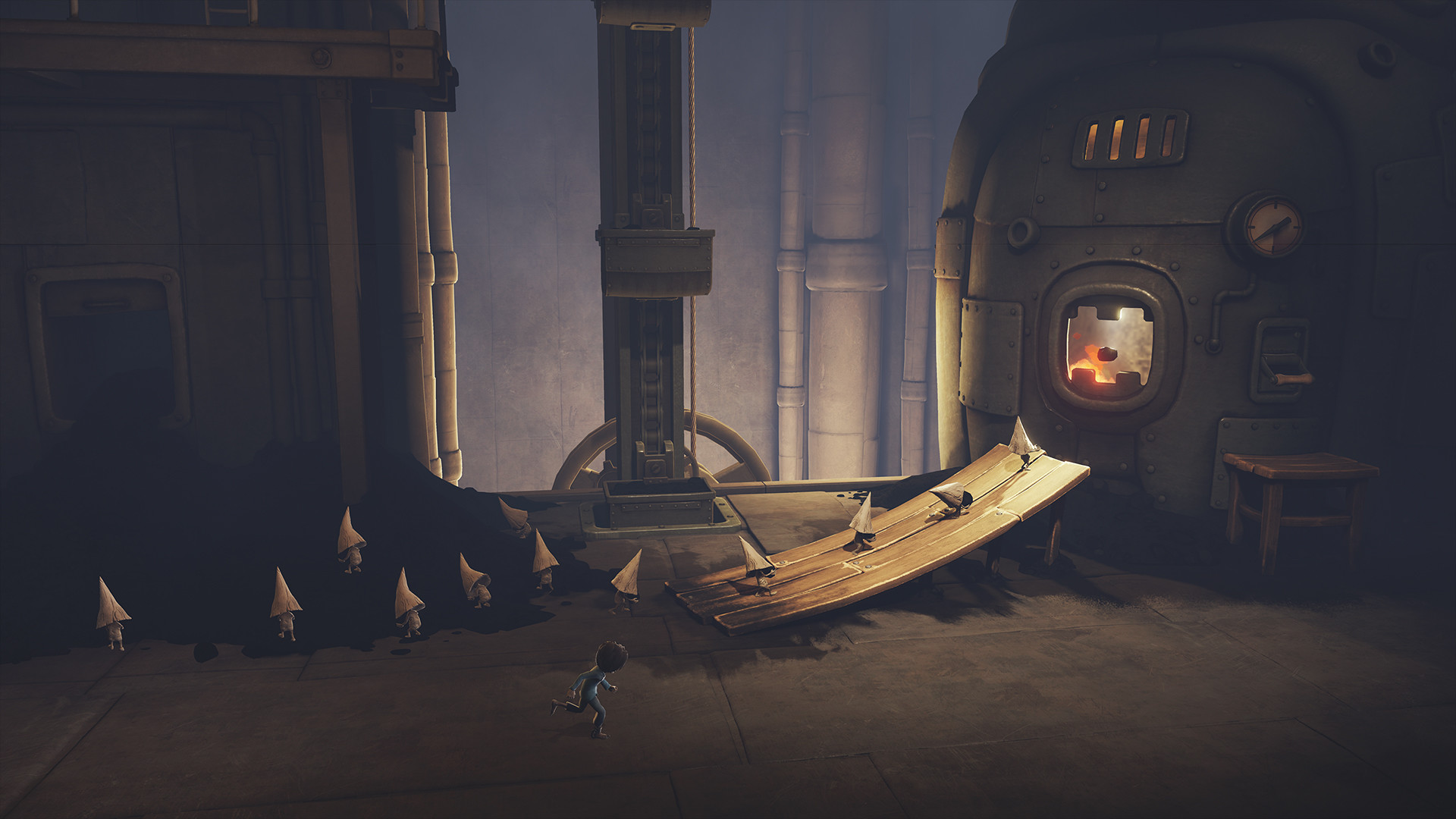 Little Nightmares (Nintendo Switch, PS4, XBOX ONE, PC) Image