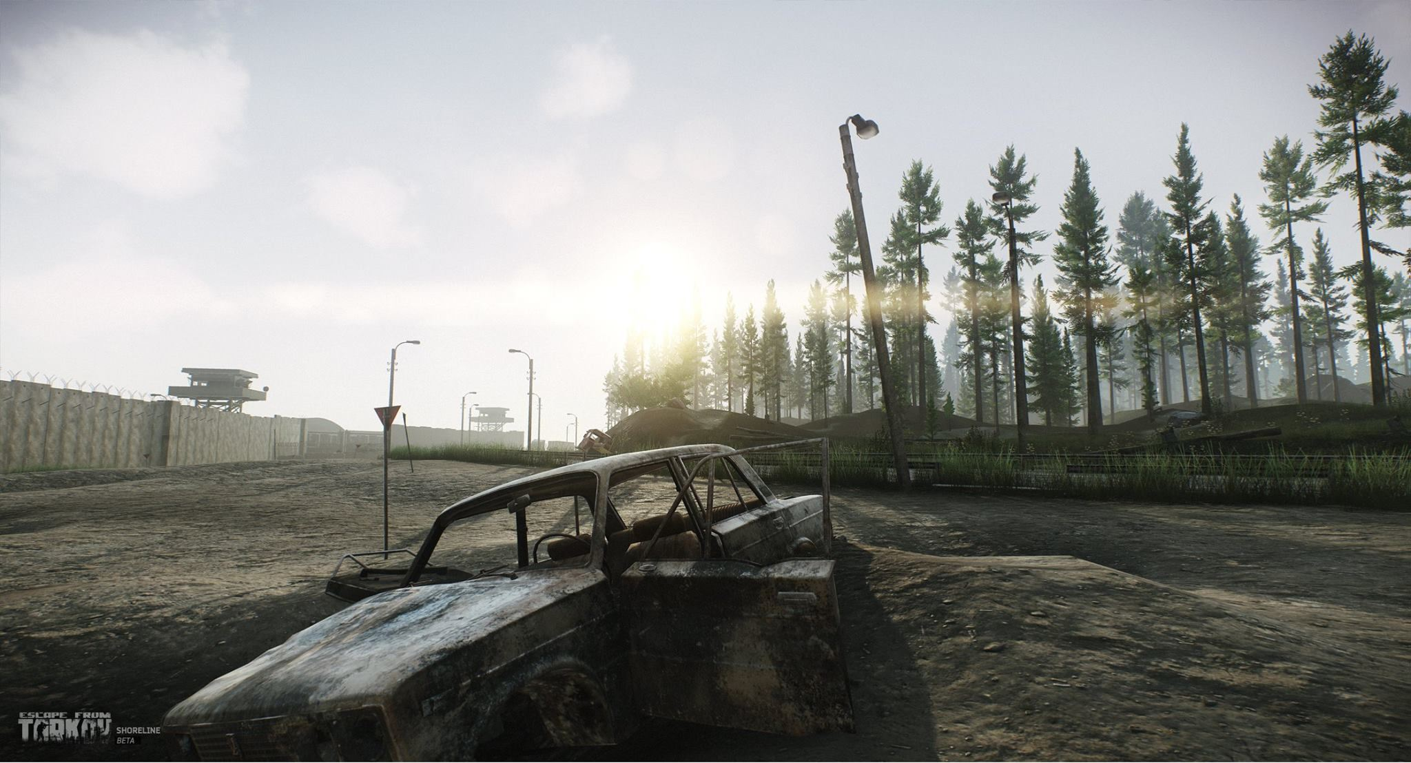 Escape from Tarkov - Shoreline Beta - Escape from Tarkov Screenshots, Скриншоты