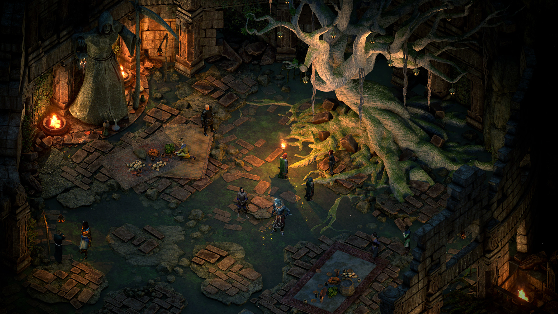 Pillars of Eternity 2: Deadfire - Pillars of Eternity 2: Deadfire Screenshots, Скриншоты