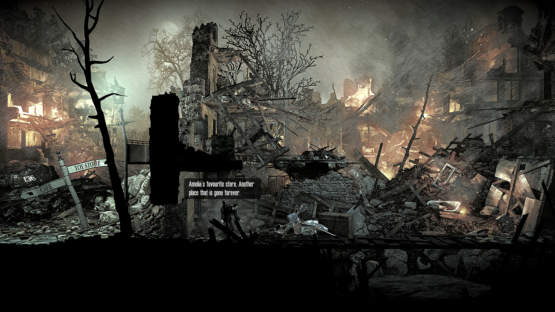 This War of Mine: Stories - Father's Promise - This War of Mine DLC, Скриншот