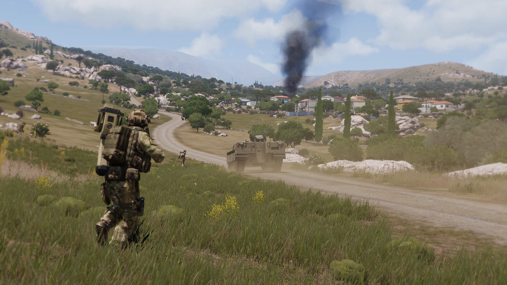 "Arma 3 ""Tac-Ops Mission Pack"" - Arma 3 DLC, Screenshot, Tac-Ops Mission Pack, Скриншот"