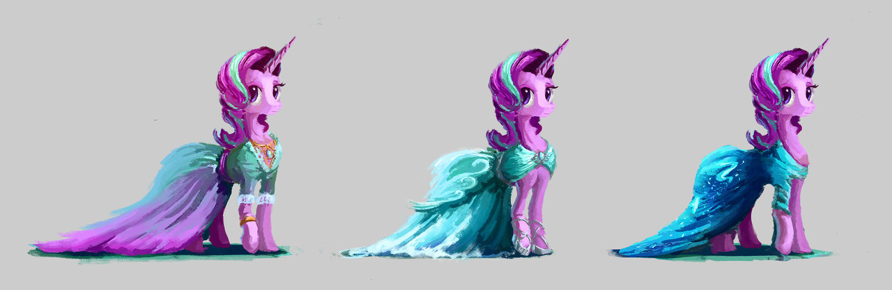 starlight_glimmer_dress_designs_by_plainoasis-db0fofg.jpg - - My little pony