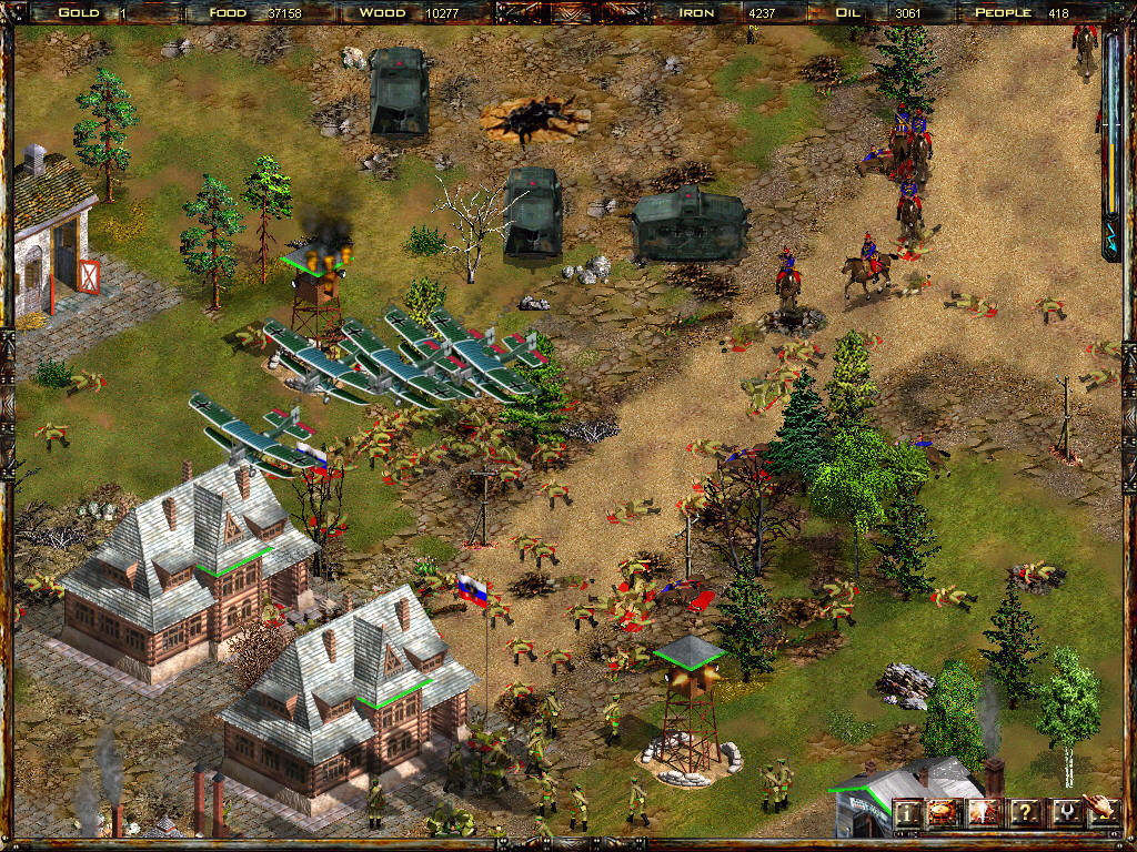 strategy 1 The world war i real-time strategy browsergame.