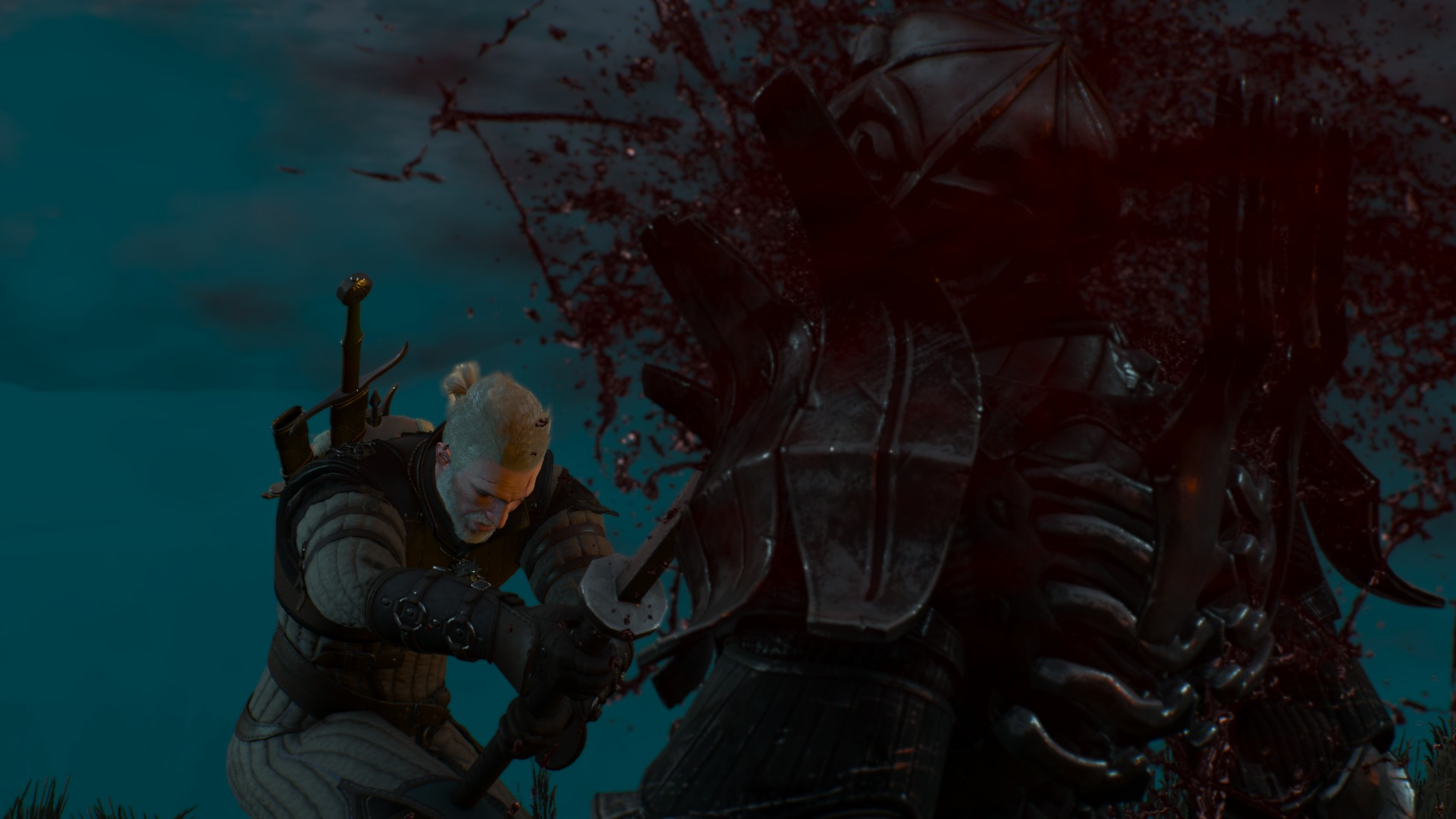 FATALITY! - Witcher 3: Wild Hunt, the