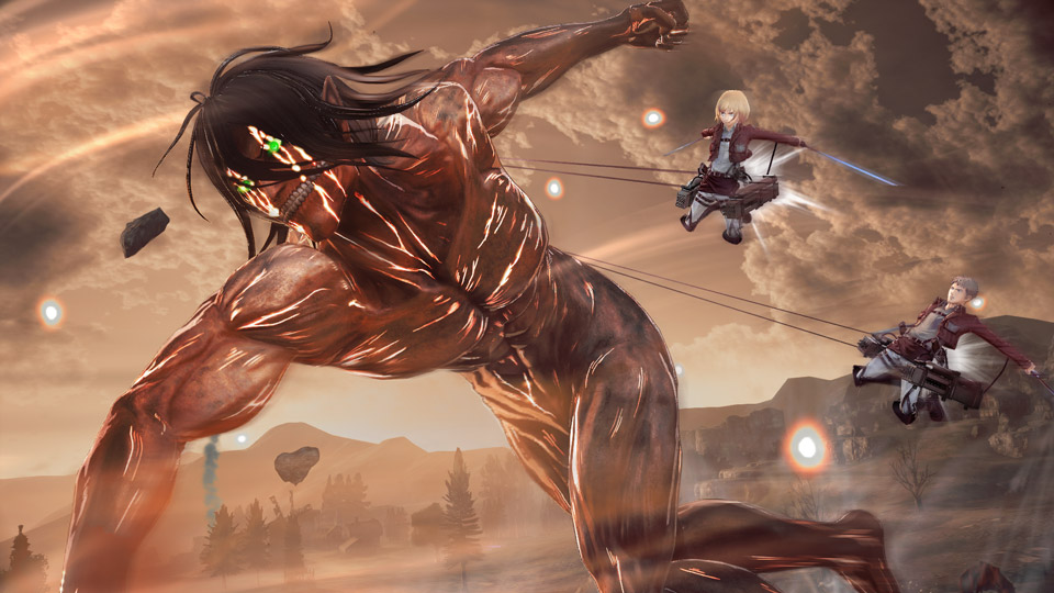 - - Attack on Titan 2 Скриншот