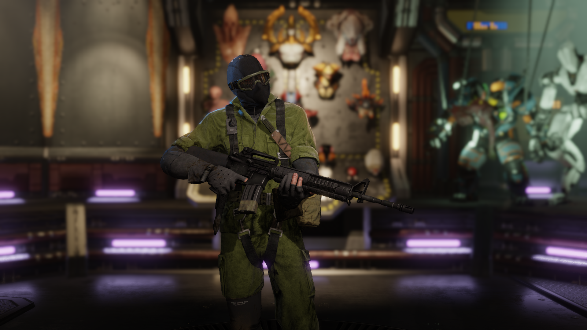 Soldier Customization - XCOM 2 Мод