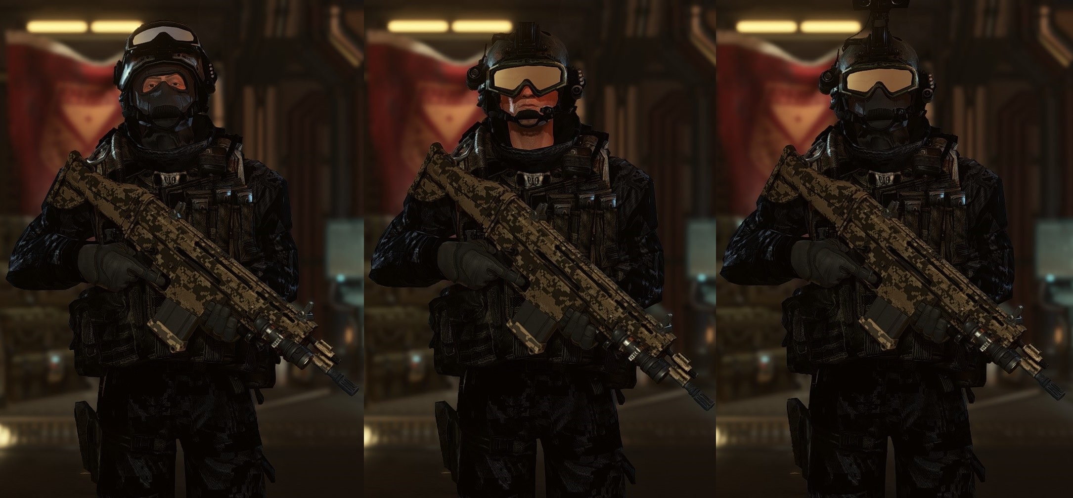 Soldier Customization - XCOM 2 Моды