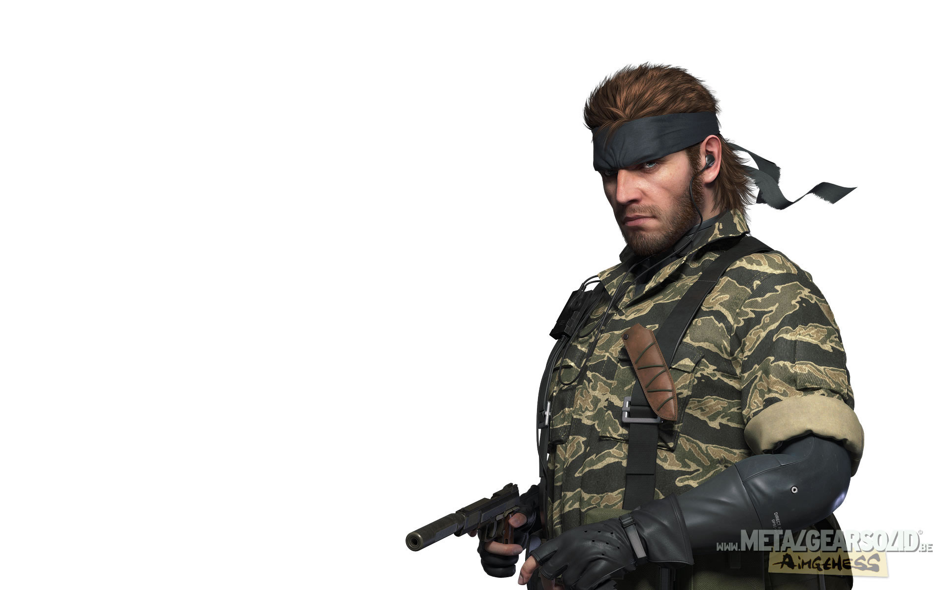 Metal Gear Solid 3: Snake Eater / Персонажи - Metal Gear Solid 3: Snake Eater big boss, eva, арт, Персонаж