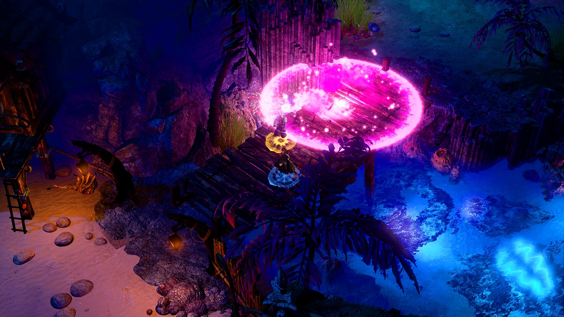 Nine Parchments - Nine Parchments Screenshots, Скриншоты