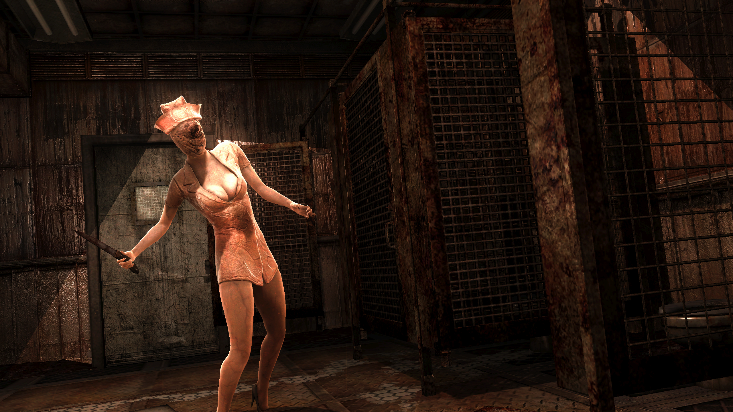 Silent hill porn sexual clips