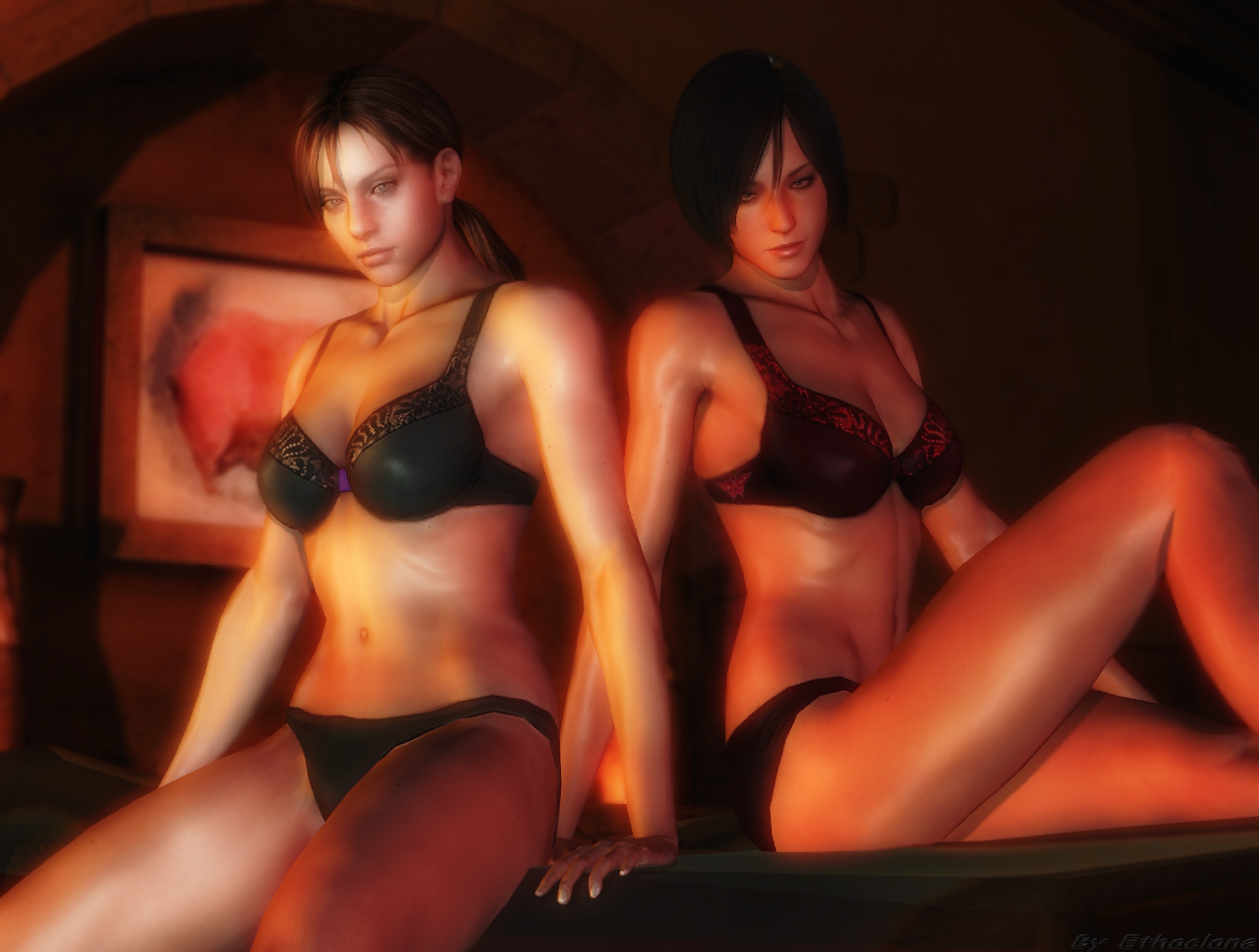 Ada wong hentai pic naked video