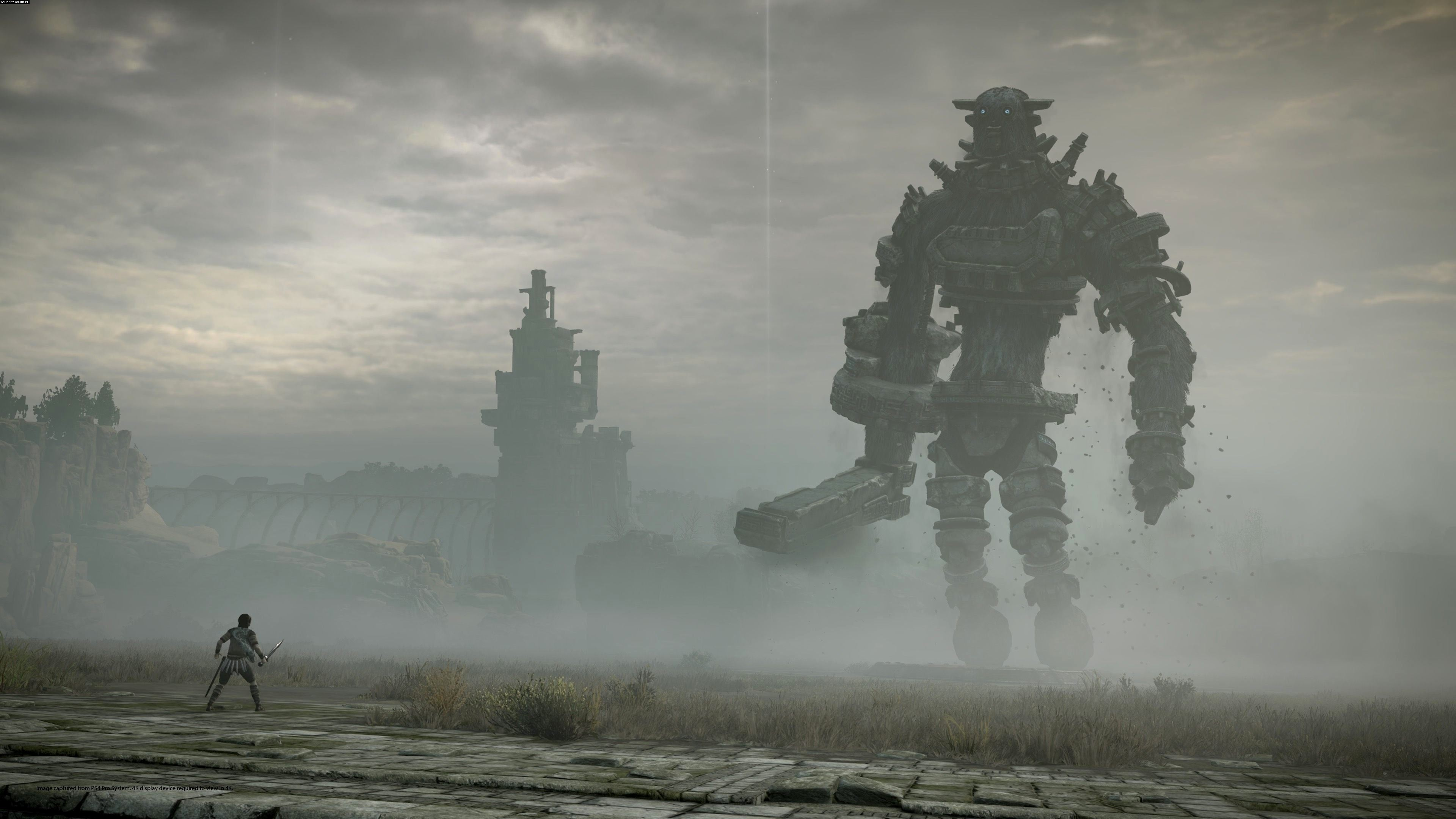 Shadow of the Colossus - Shadow of the Colossus Арт, Скриншот