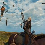Witcher 3: Wild Hunt Баг в Ведьмаке