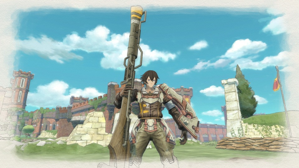 Valkyria Chronicles 4 - Valkyria Chronicles 4 Скриншот