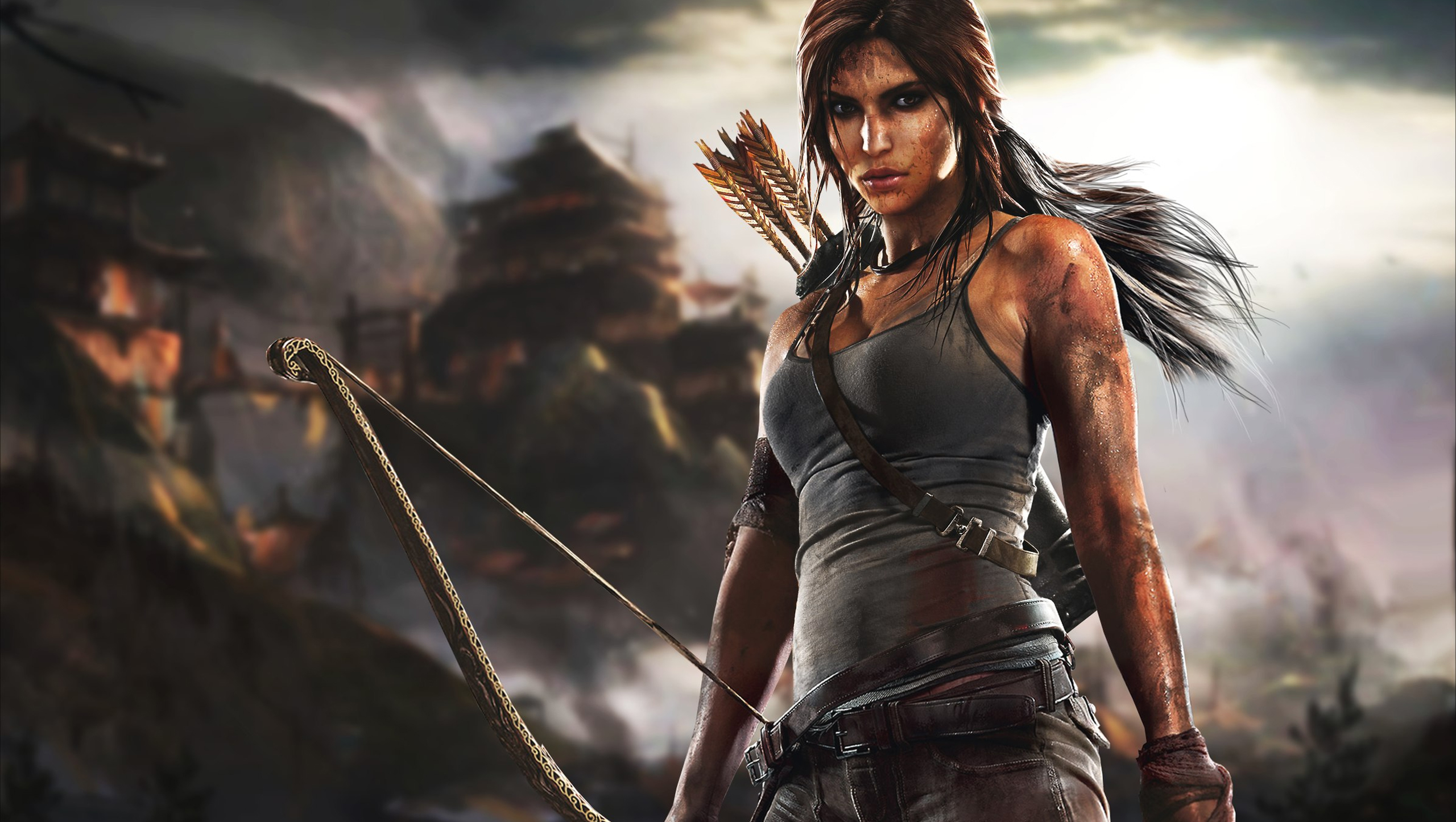 Tomb Raider - Rise of the Tomb Raider Арт
