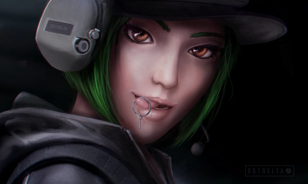 Ela - Tom Clancy's Rainbow Six: Siege ela, Арт
