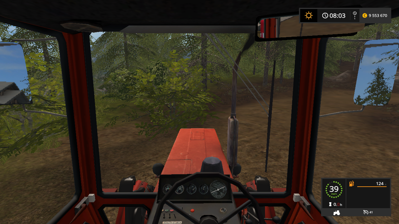 MTZ 80 AND 82 V1.3 - Farming Simulator 17 моды, Транспорт
