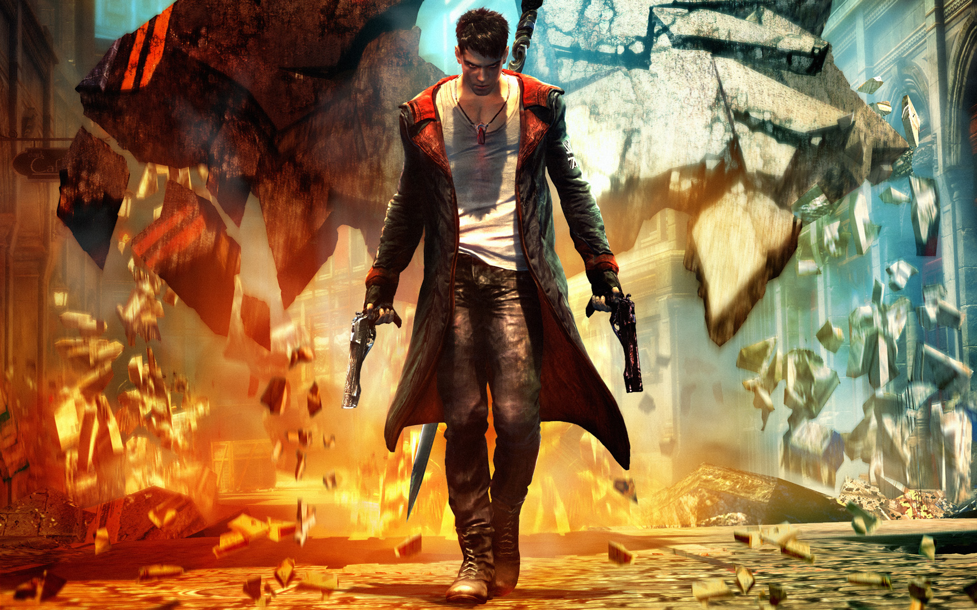 DmC Devil May Cry карточки steam - DmC: Devil May Cry