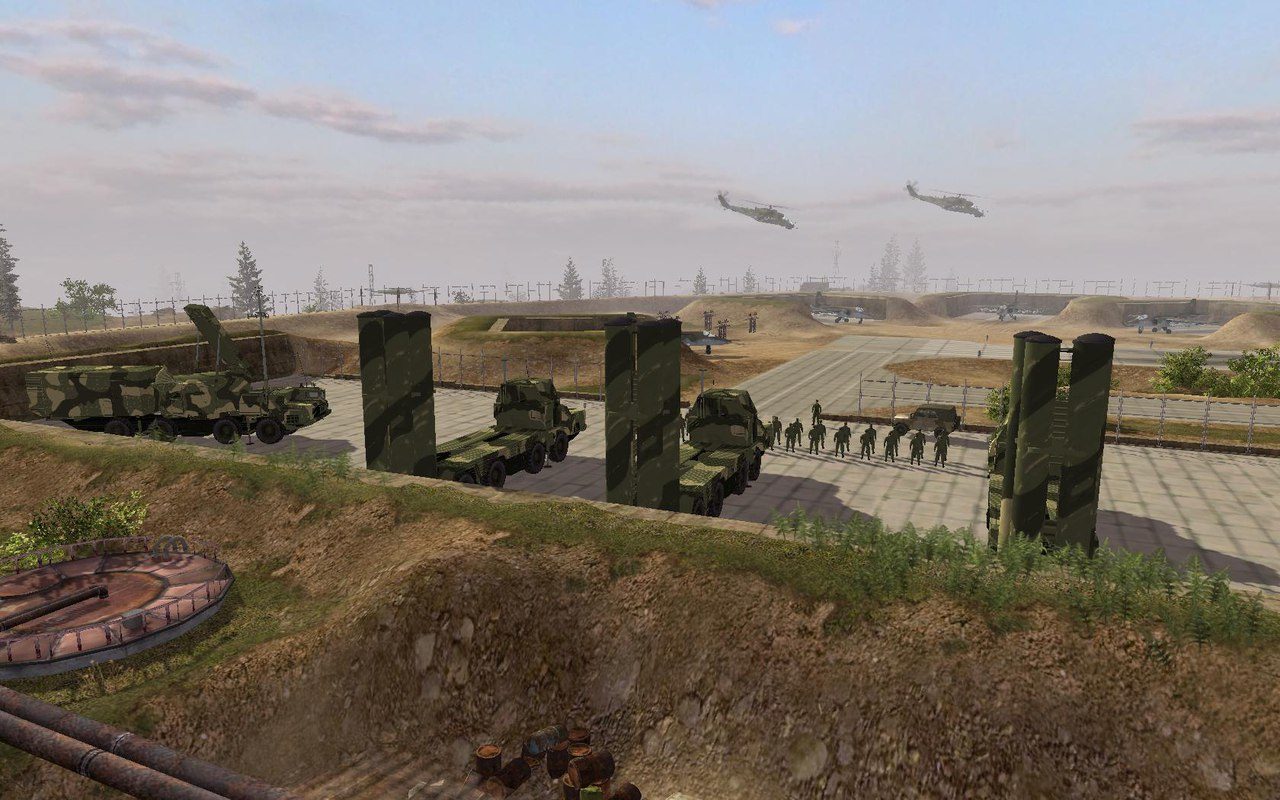 Cold War Art - Men of War: Assault Squad 2 арт