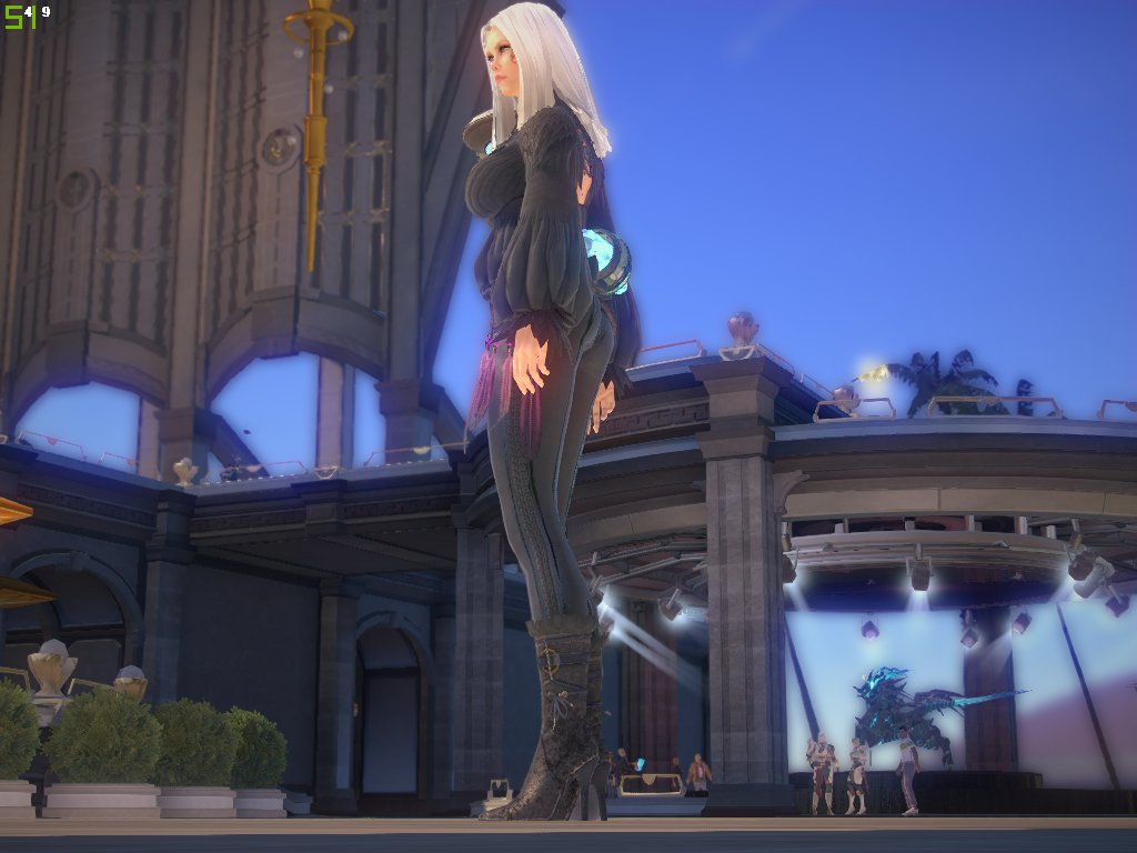 Witch - Skyforge
