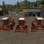 Farming Simulator 17 Дон 680 v 1.0