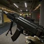 Warface CZ Scorpion Evo3 A1