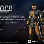 Final Fantasy 15 Half-Life Pack