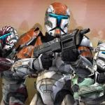 Star Wars: Republic Commando Art