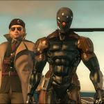 Metal Gear Solid 5: The Phantom Pain Киборг