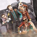 Tales from the Borderlands Art