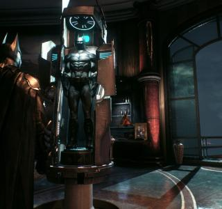 Галерея игры Batman: Arkham Knight