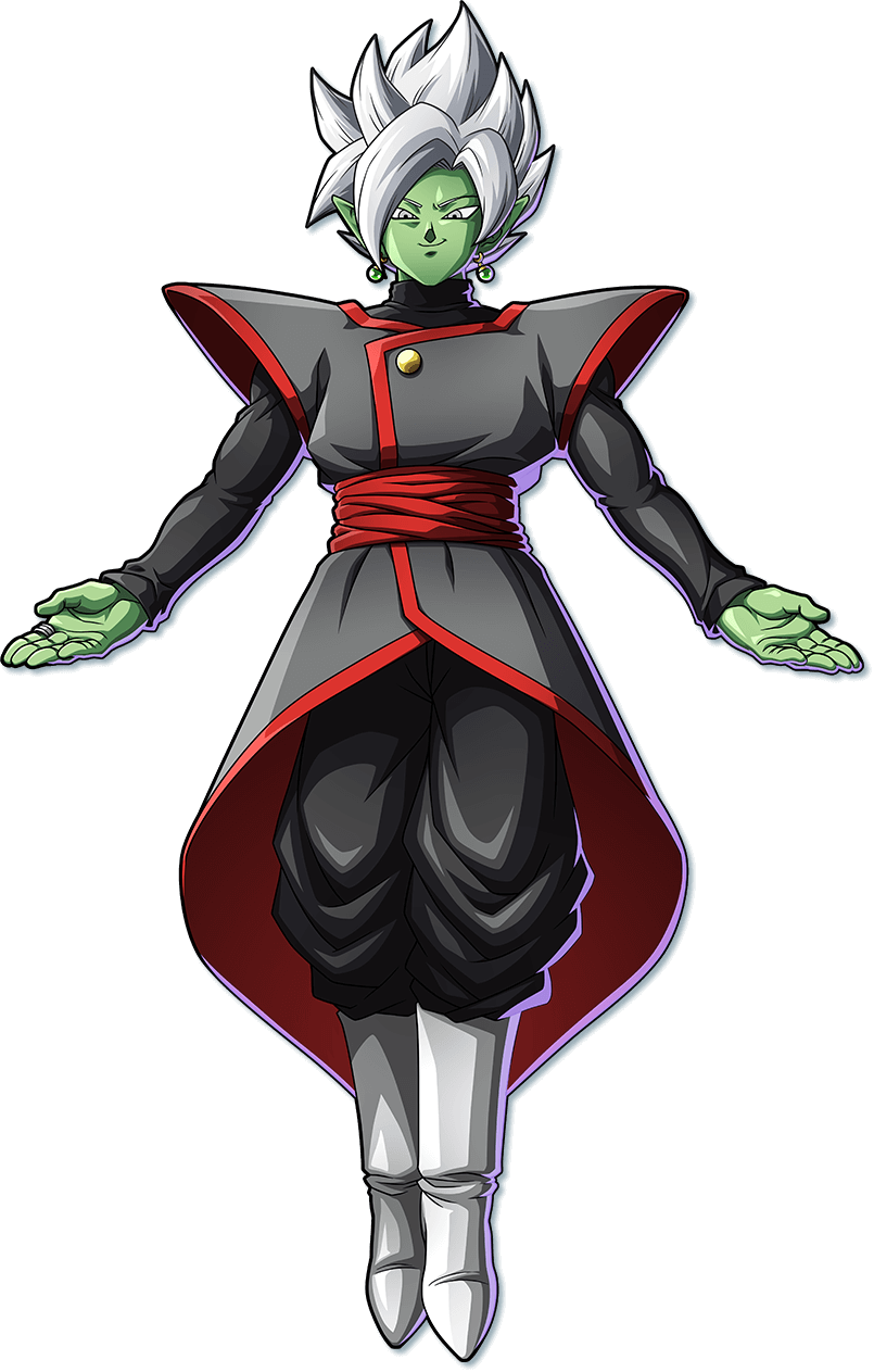 Fusion Zamasu - Dragon Ball FighterZ Скриншот