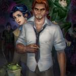 Wolf Among Us Art
