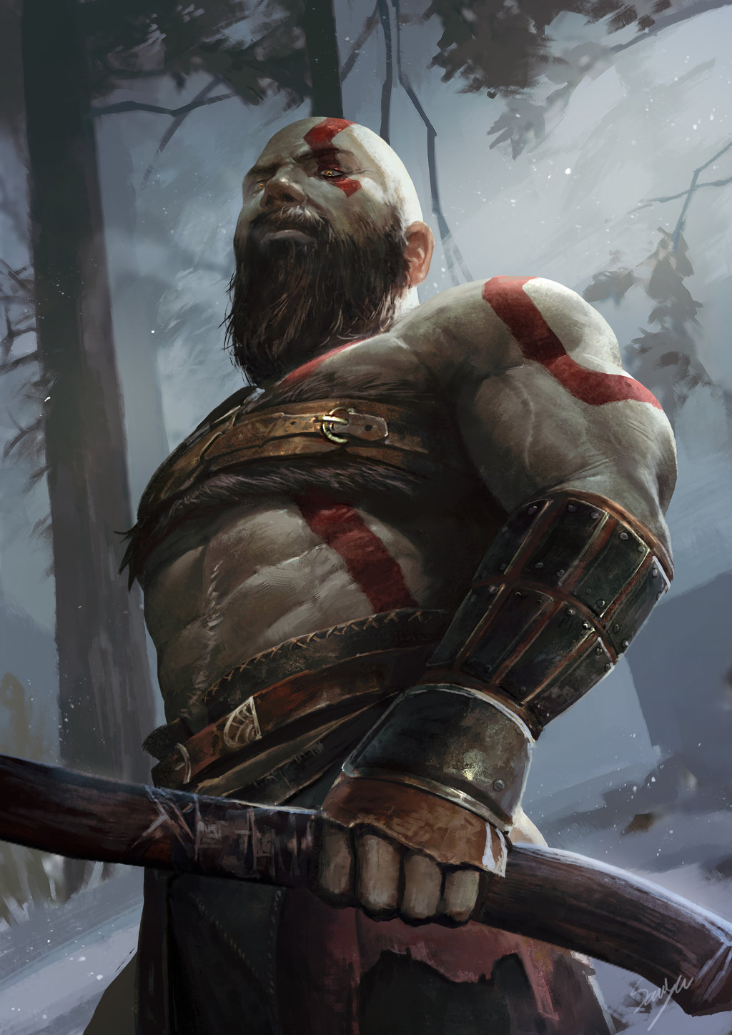 God of War - God of War (2018)